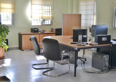 Zona de oficinas y despachos